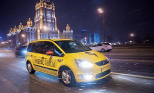Таксист обстрелял машину в Москве