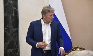 Песков: Россия восстановит подачу воды в Крым без участия Украины