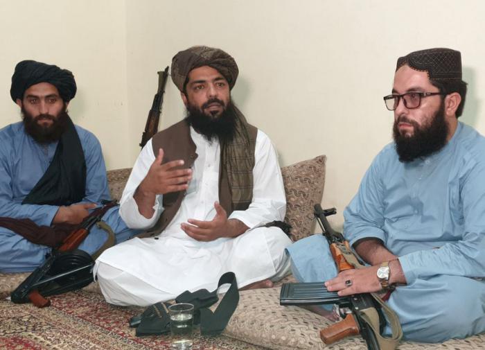Талибы* рассказали,какой будет их власть в Афганистане