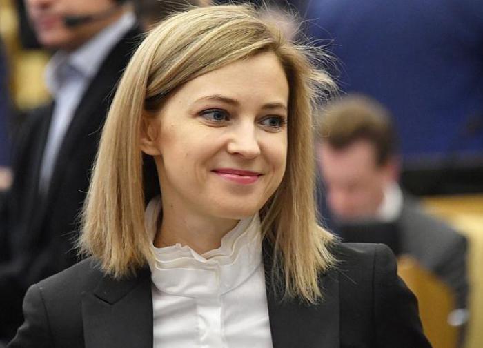 На Острова Зелёного Мыса: Наталья Поклонская может стать послом РФ в Кабо-Верде