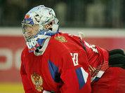 Ворота российской хоккейной сборной будет защищать Набоков