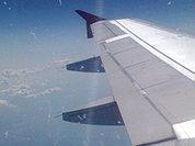 """Стюардессы - """"гасящие"""" страх полета"""