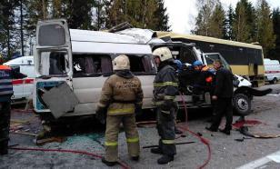 ДТП в Тверской области: погибли 13 человек