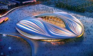 Стадион для ЧМ-2022 по проекту Захи Хадил открыли в Катаре