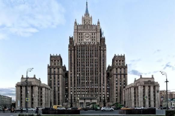 МИД: заявление Киева отгородиться от Донбасса стеной контрпродуктивно