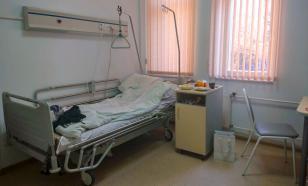 В Екатеринбурге в больнице умер пациент, привязанный к койке