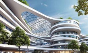 Бизнес-центр с двигающимися фасадами построят в Петербурге