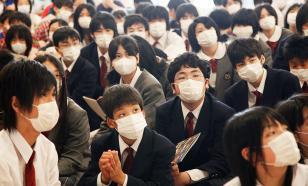 В Японии более 14 тысяч человек были заражены коронавирусом