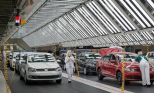 Сотрудникам завода Volkswagen в РФ предлагают деньги за увольнение