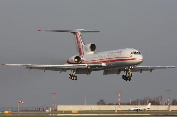 При крушении Ту-154 в кабине находился командующий ВВС Польши