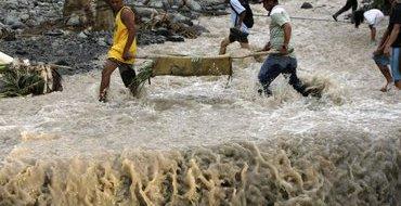 "Тайфун ""Усаги"" ударил по Филиппинским островам"