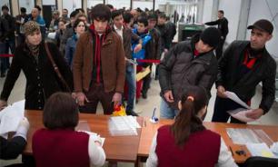 Более 17 тыс. человек хотели въехать в РФ в 2015 году по поддельным документам