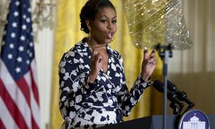Потому что белые: Мишель Обама нашла причину недоверия к политикам