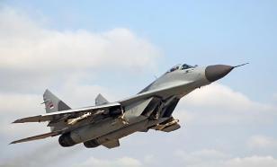 Российский истребитель упал в Египте второй раз за год