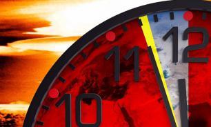 """Стрелки """"Часов Судного дня"""" переведены на 20 секунд вперед"""