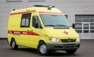 В Москве врачи спасли девочке палец, застрявший в замке
