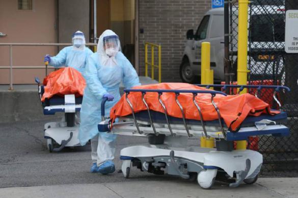 В мире 165 тысяч человек погибли от коронавируса