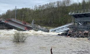 В Северной Осетии треснул мост за полмиллиарда рублей