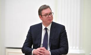 Вучич отверг обвинения в военном вмешательстве в дела Белоруссии