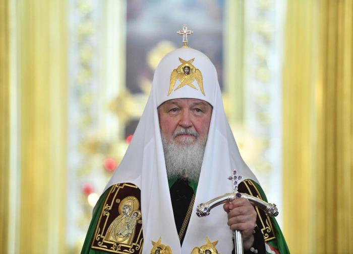 Патриарх Кирилл предложил русифицировать тексты обрядов