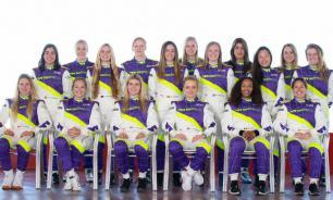 Организаторы показали 18 пилотов женской гоночной серии W Series