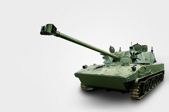 Раскрыта дальность стрельбы новой самоходной установки ''Лотос''