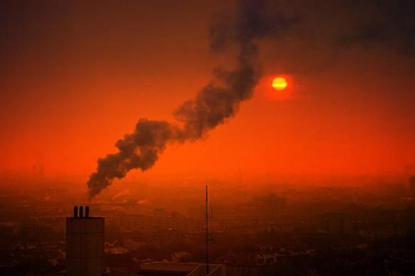 Россия теряет огромные деньги из-за грязного воздуха