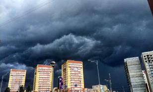 В пятницу в Москве ожидаются дожди и грозы