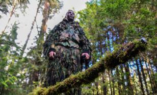 Снайперы ВВО провели тренировку в Забайкальском крае