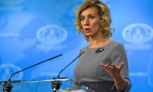 """Захарова: с чешским послом в МИД проведут """"конкретный разговор"""""""