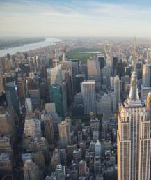 Крыша  Нью-Йорка переехала на Украину