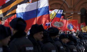 Amnesty International объявила России выговор за патриотизм и отсутствие Майдана