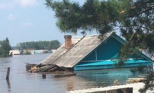 Более 3,5 тыс. домов в Иркутской области разрушены после наводнения