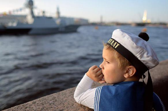 National Interest: День ВМФ показал, что РФ модернизирует свой флот