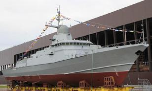 """Первый корабль с морской версией """"Панциря"""" вышел на испытания"""