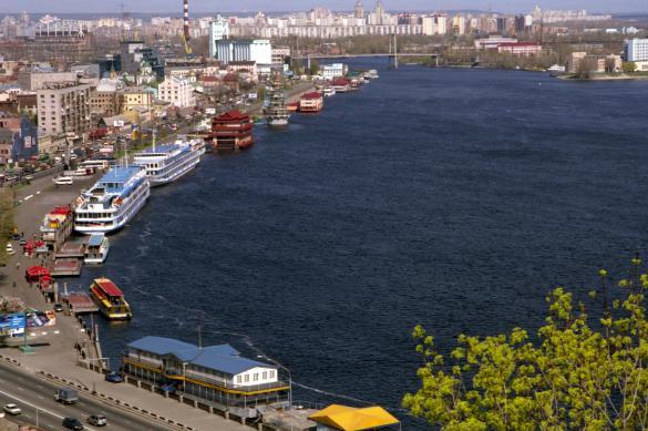 На Украине может случиться дефицит воды