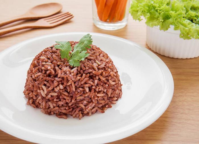 Коричневый рис помогает от десяти недугов