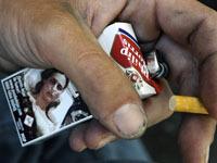 Производители сигарет подали в суд на правительство США.