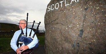 Шотландия отложила независимость на 10 лет