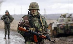 Под Донецком взят в плен украинский диверсант