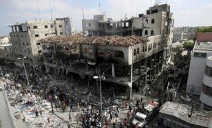 Хроника: как Израиль разбомбил сектор Газа
