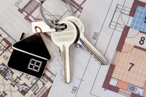 Больше половины апартаментов покупают по ипотеке
