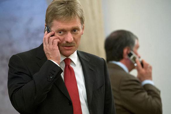 В Кремле не хотят поздравлять Зеленского раньше времени