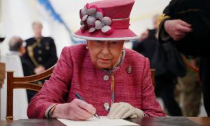 Королева Елизавета II подписала закон о выходе из Евросоюза