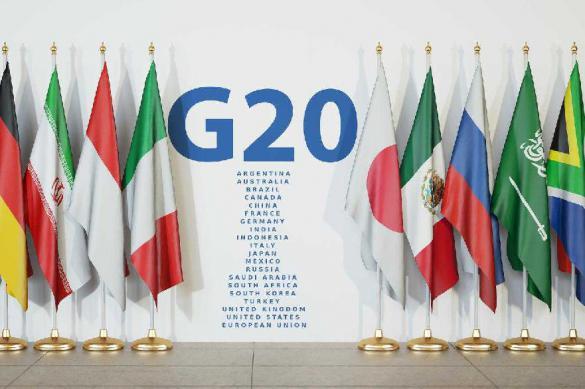 Министры здравоохранения стран G20 обсудили проблемы пандемии