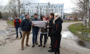 Безработных россиян возьмут на стройку и в сферу благоустройства
