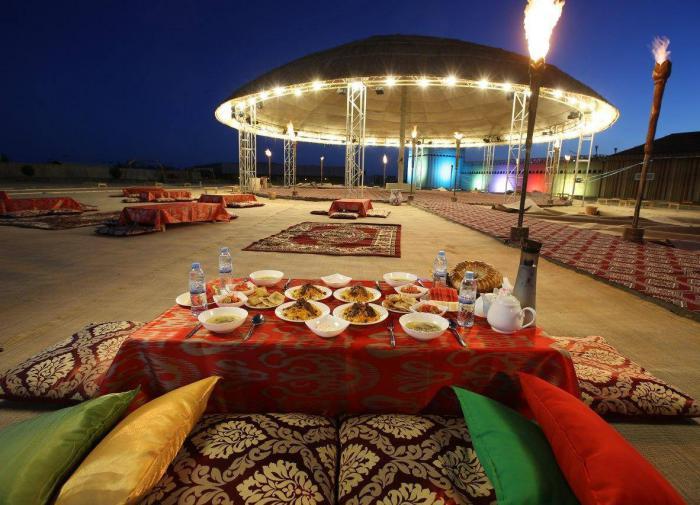 """В Бухаре открыли туркластер """"Bukhara Desert Oasis & Spa"""""""