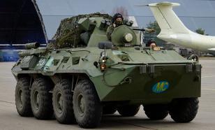 Российские военные создают Центр гуманитарного реагирования в Карабахе