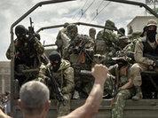 В Днепропетровск вернулись освобожденные из плена украинские солдаты
