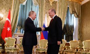 Путин и Эрдоган чуть не поссорились из-за Сирии